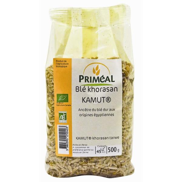 Kamut (blé khorasan) BIO, Priméal (500 g)