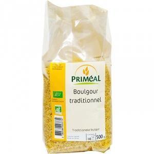 Boulgour traditonnel BIO, Priméal (500 g)