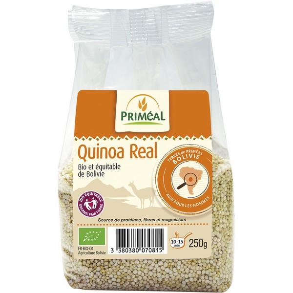 Quinoa Real BIO & équitable, Priméal  (250 g)