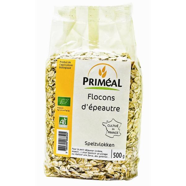 Flocons d'épeautre BIO, Priméal (500 g)