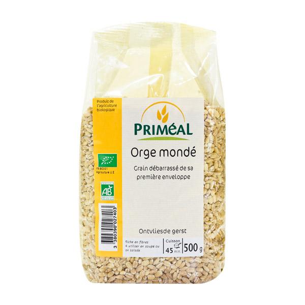 Orge mondé BIO, Priméal (500 g)