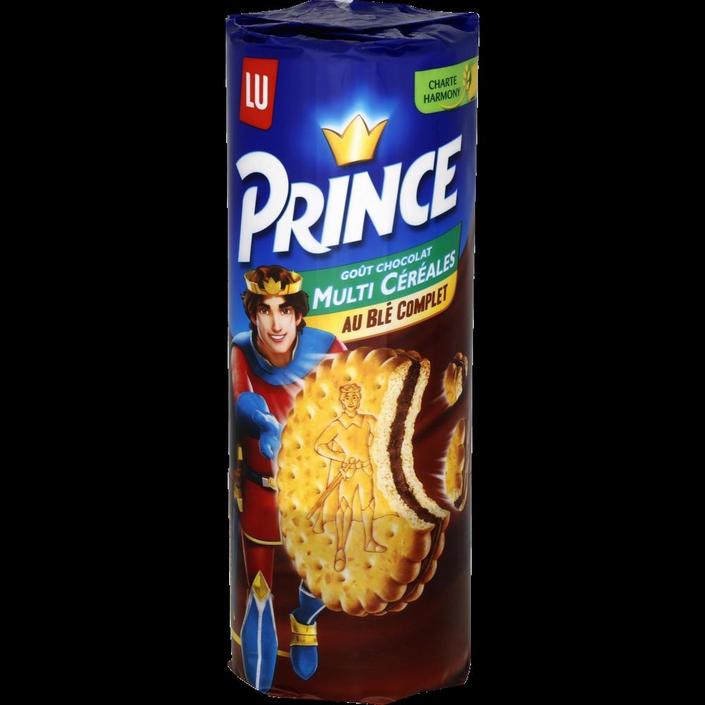 Biscuit Prince multi céréales, Lu (293 g)
