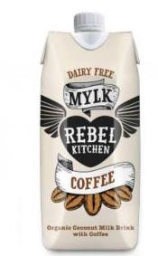 Boisson BIO au lait de coco Café, Rebel Kitchen (33 cl)