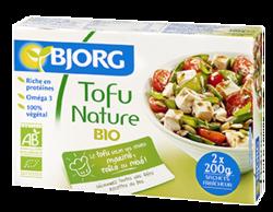 Tofu nature BIO, Bjorg (2 x 200 g)