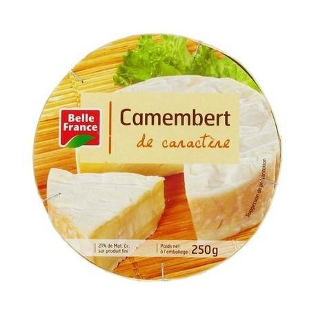 Camembert de caractère, Belle France (250 g)
