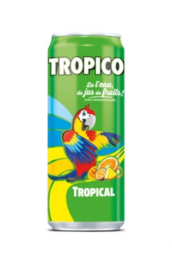 Jus tropical, Tropico (33 cl)
