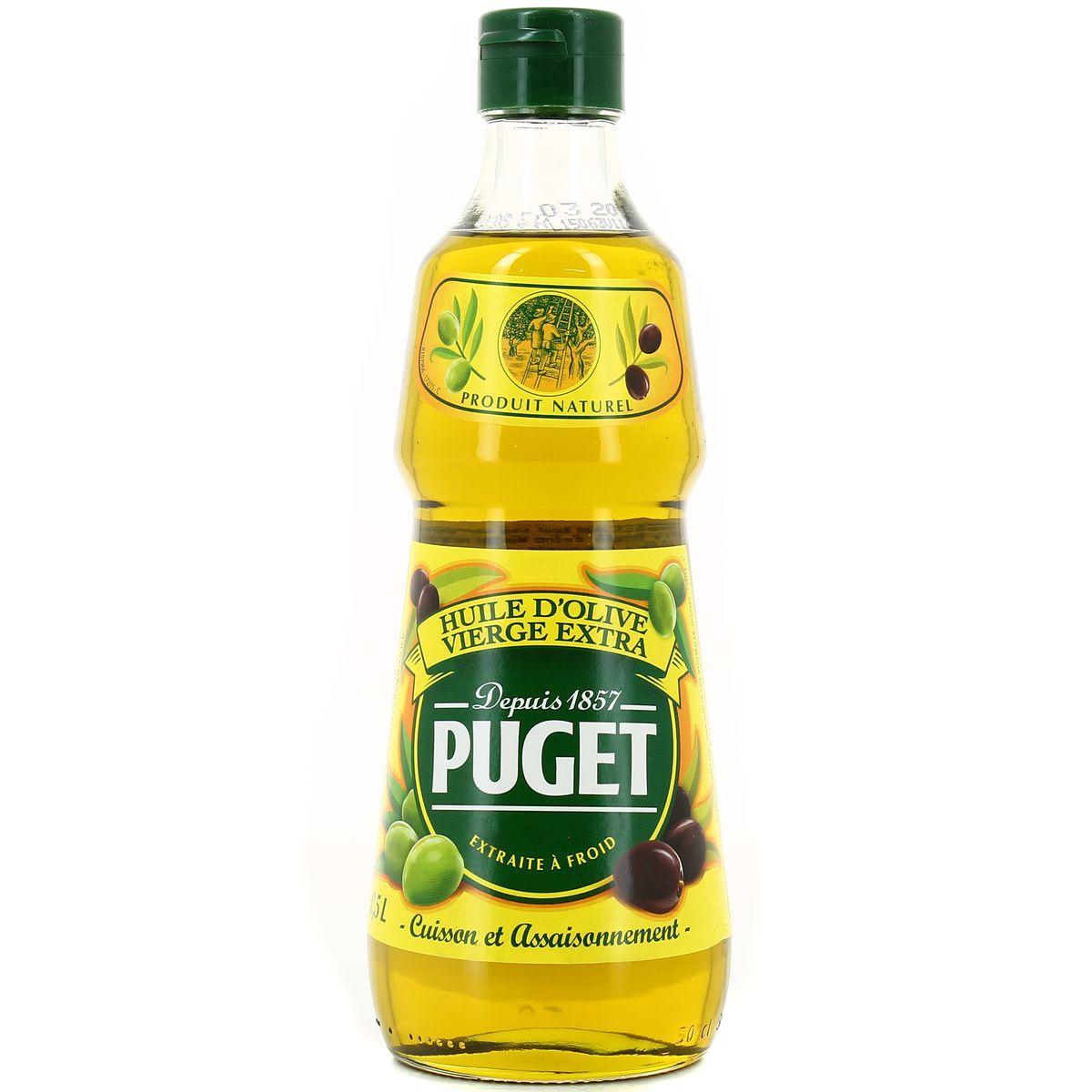 Huile d'olive classique, Puget (50 cl)