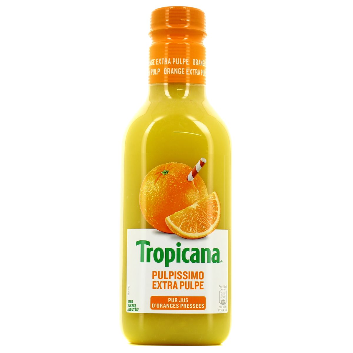 Jus d'orange pulpissimo frais, Tropicana (900 ml)