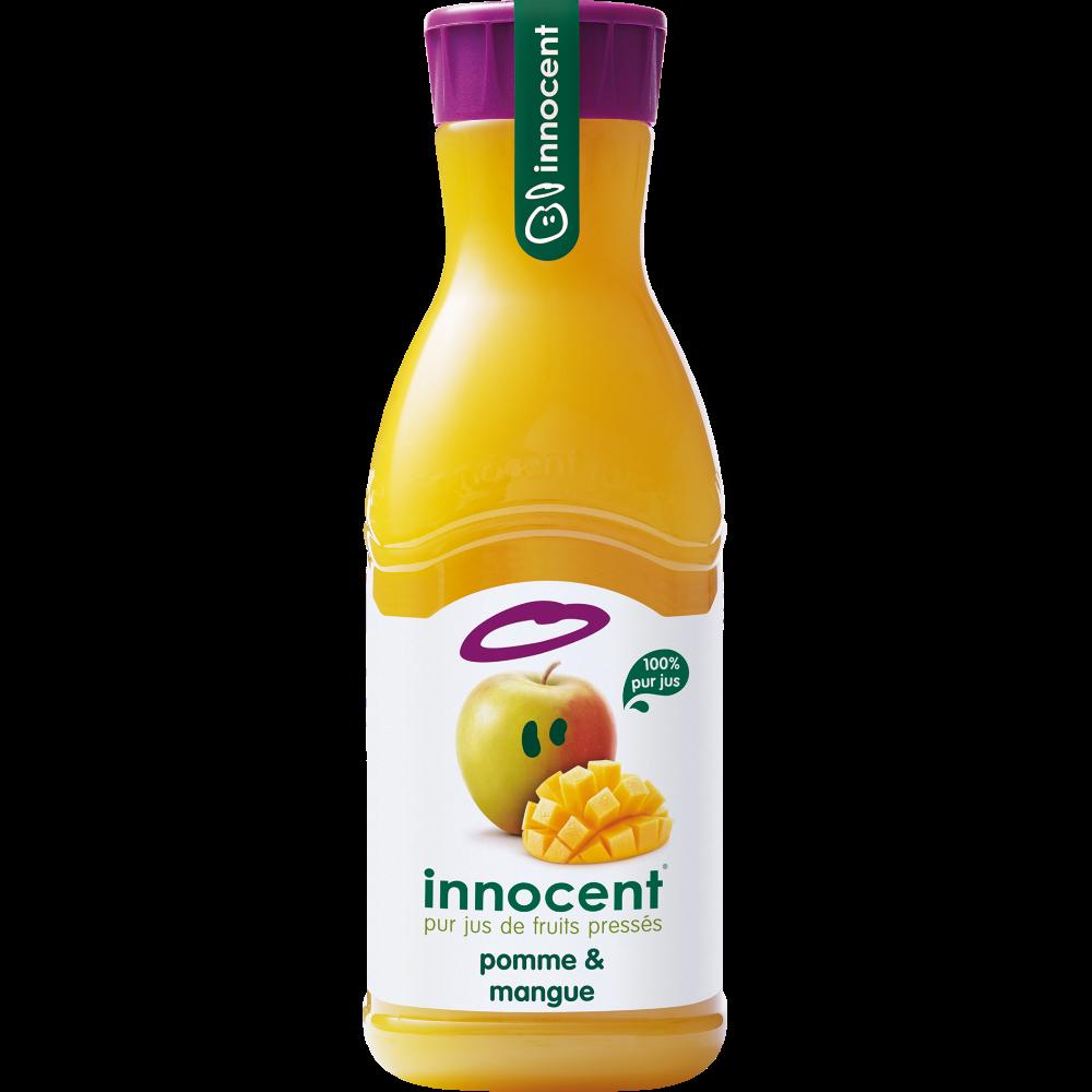 Jus de pomme et de mangue frais, Innocent (900 ml)