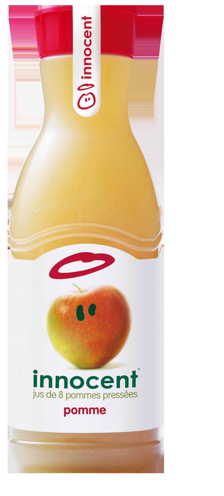 Jus de pomme frais, Innocent (900 ml)