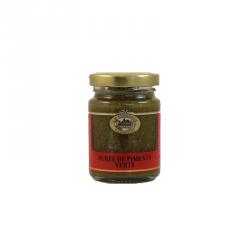 Purée de piments verts, Le Comptoir Colonial (100 g)