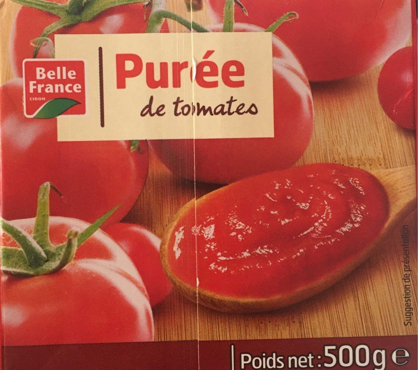 Purée de tomate, Belle France (500 g)