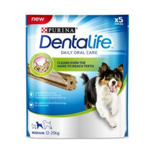 Friandise Dentalife Chien Moyen, Purina (x 5)
