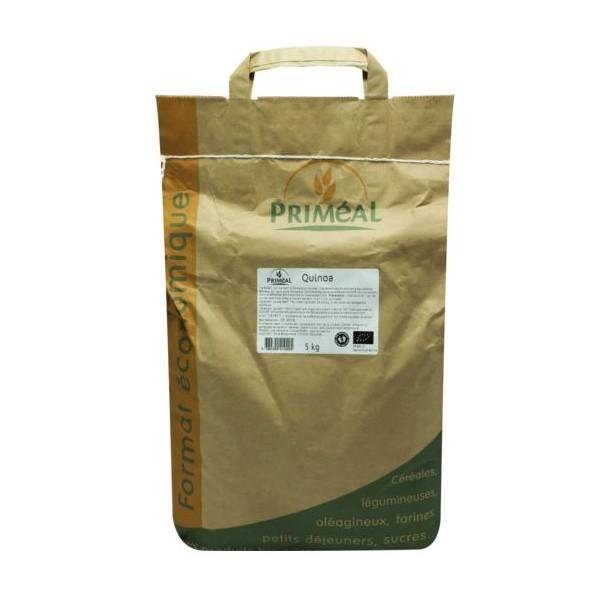 Quinoa BIO, Priméal (5 kg)