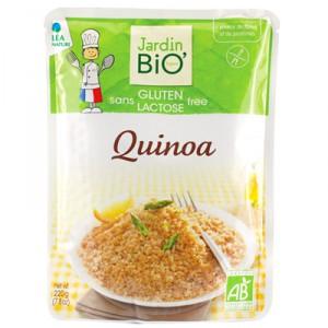 Quinoa sans gluten, Jardin Bio (220 g)