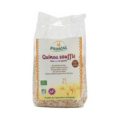 Quinoa soufflé BIO, Priméal (100 g)