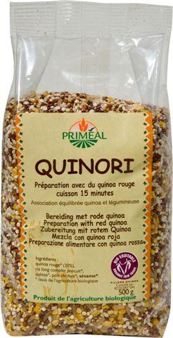 Quinori BIO, Priméal (500 g)