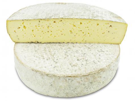 Raclette de montagne à la moutarde (environ 200 g)