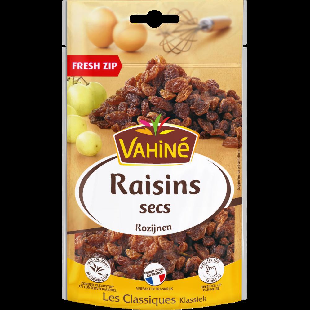 Raisins secs, Vahiné (125 g)