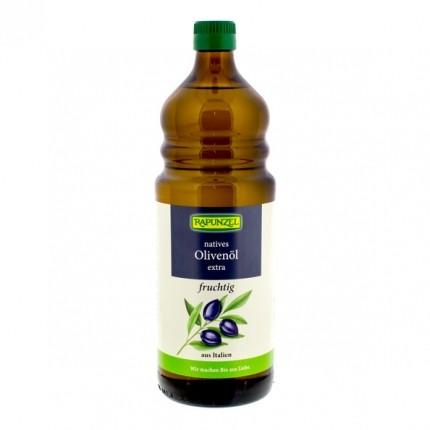 Huile d'olive vierge extra BIO, Rapunzel (1 L)