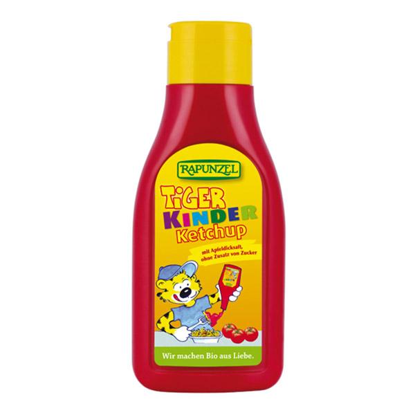 Ketchup Tiger BIO, Rapunzel (500 ml)