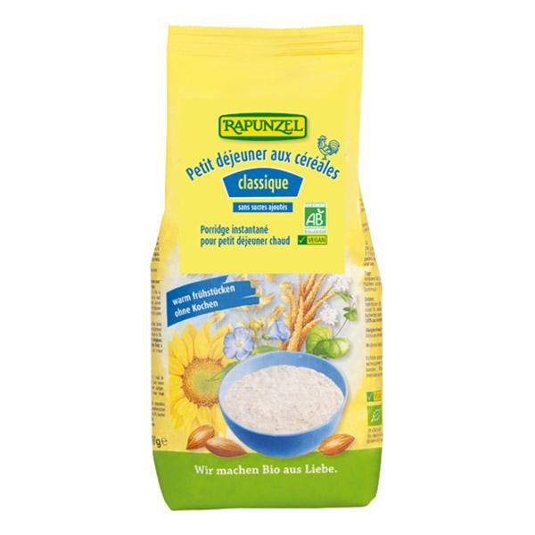 Porridge Classique BIO, Rapunzel (500 g)