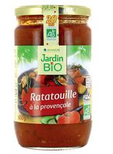 Ratatouille à la provençale, Jardin Bio (650 g)