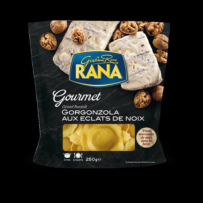 Raviolis au gorgonzola et éclats de noix, Giovanni Rana (250 g)