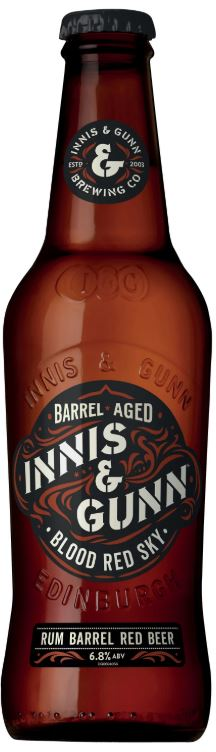 Innis & Gunn Blood Red Sky, 6.8° (33 cl)