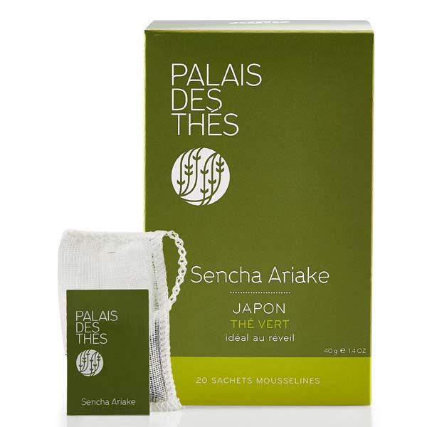 Thé vert du Japon Sencha Ariake, Palais des Thés (x 20)
