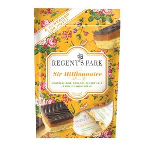 Carré choco Sir Millionnaire, Regent's Park (115 g)