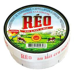 Camembert au lait cru, Réo (250 g)