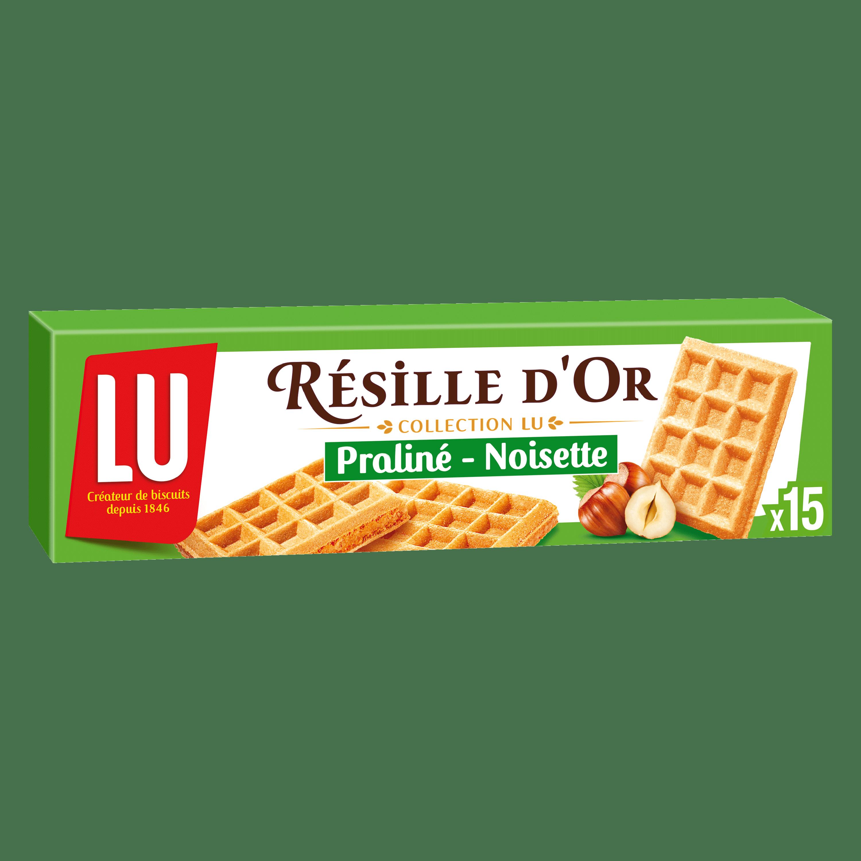 Résille D'or Praline, Lu (110 g)