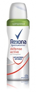 Deodorant compressé Defence For Men, Rexona