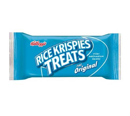 Barre de céréales Rice Krispies Original, Kellog's (36 g)