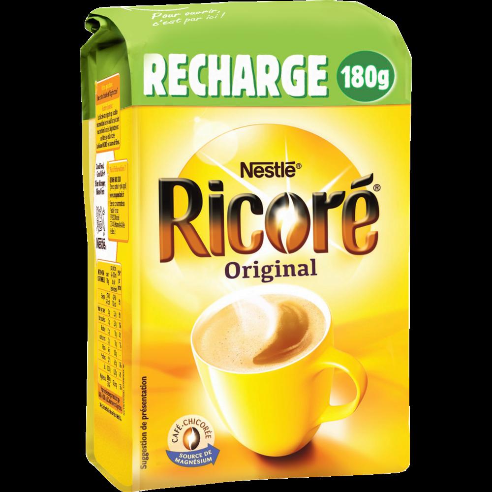 Ricoré éco recharge, Nestlé (180 g)