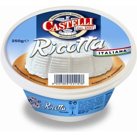 Ricotta Castelli (250 g)