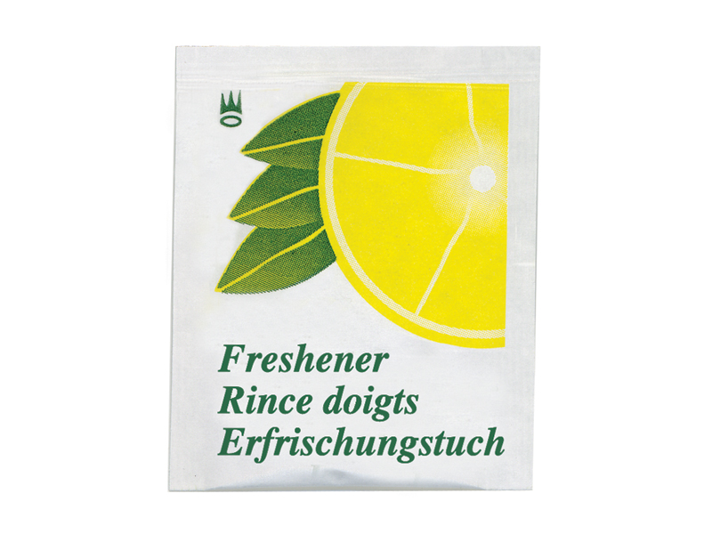 Rince Doigts Citron (x 10)