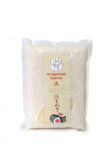 Riz Haenuki spécial sushi (500 g)