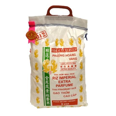 Riz impérial extra parfumé (5 kg)
