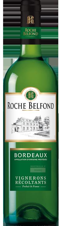 Bordeaux Blanc Roche Belfond 2018 (75 cl)
