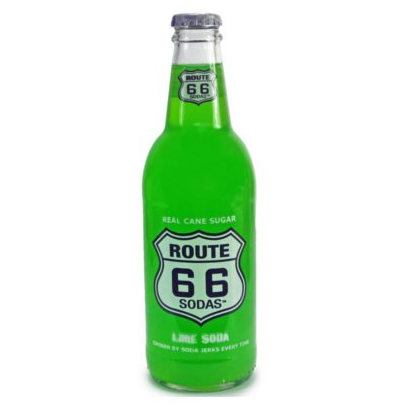 Route 66, Soda Lime (35,5 cl)