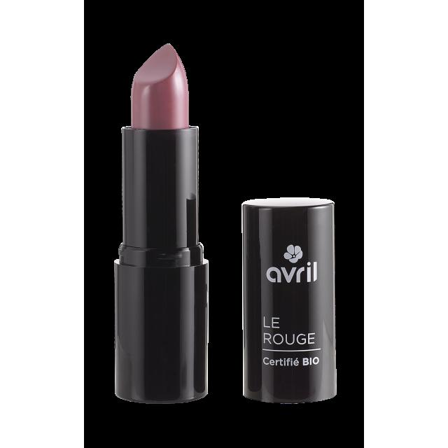 Rouge à lèvres vrai nude n°744 certifié BIO, Avril