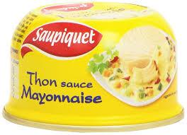 Thon Mayonnaise, Saupiquet (2 x 135 g)