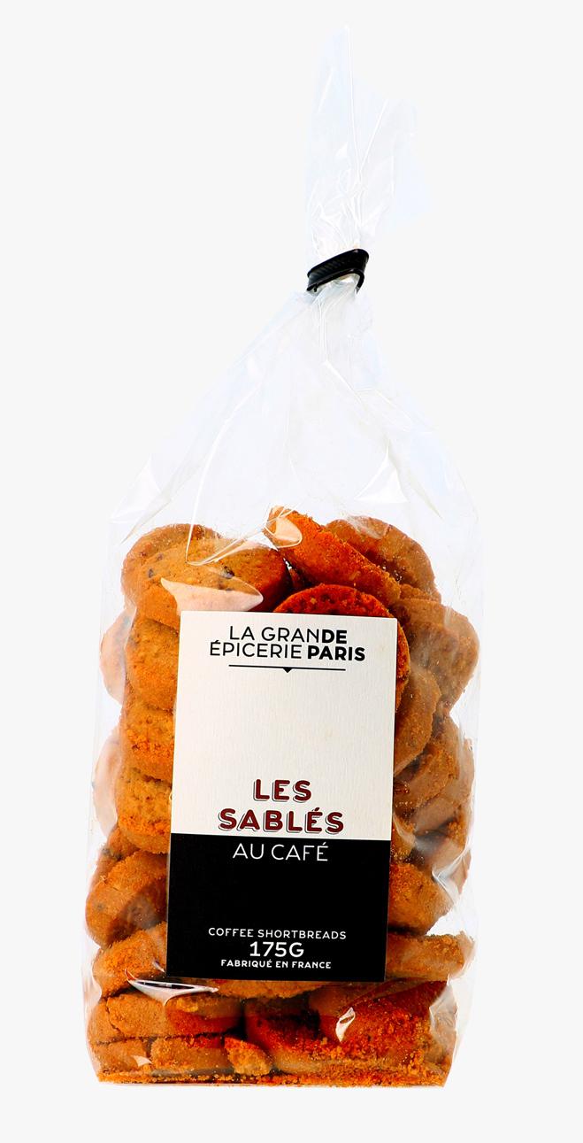 Sablés au café, La Grande Epicerie de Paris (175 g)