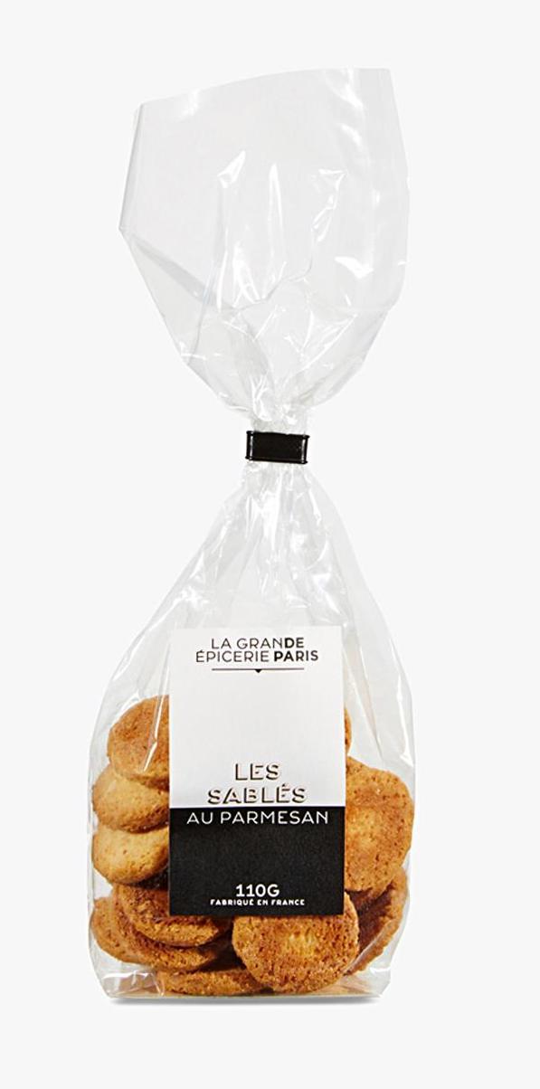 Sablés au parmesan, La Grande Epicerie de Paris (110 g)
