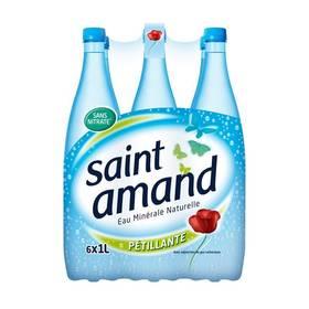 Pack de Saint Amand (6 x 1 L)