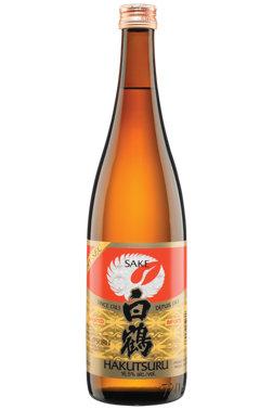 Saké japonais Hakutsuru (50 cl)
