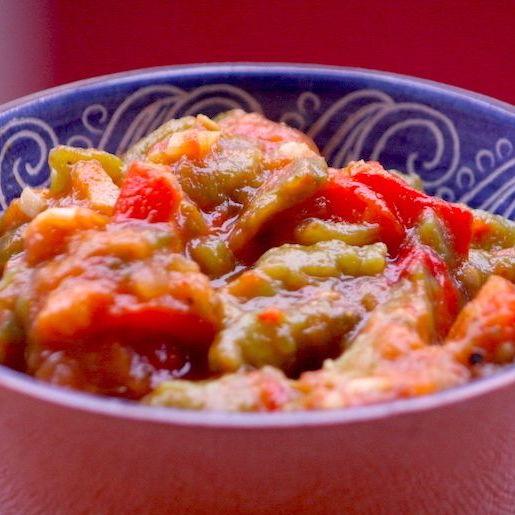 Salade méchouia (300 g)