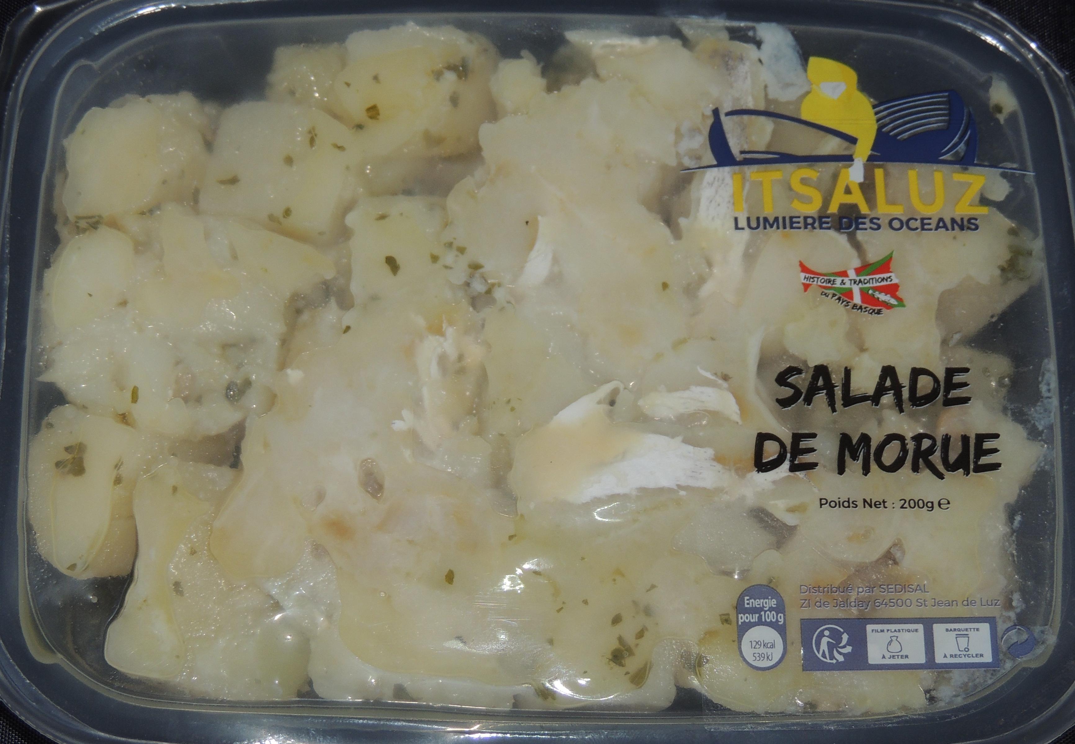 Salade de morue, Itsaluz (200 g)